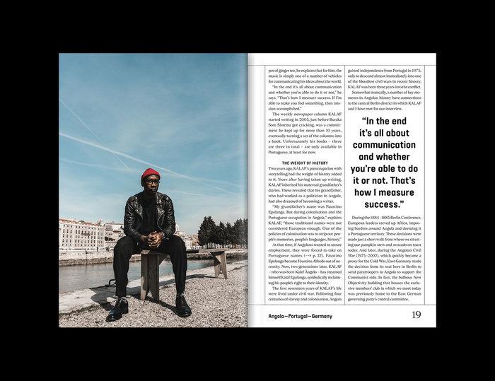 Nansen magazine #2 3