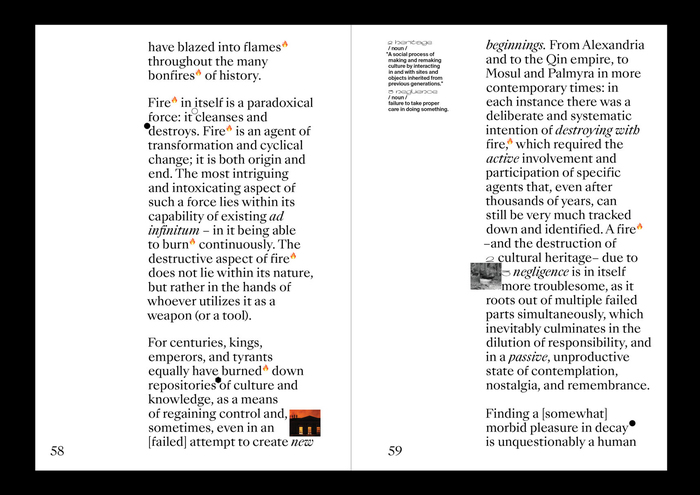Deserts, voids and disrepair: A critical reader 6