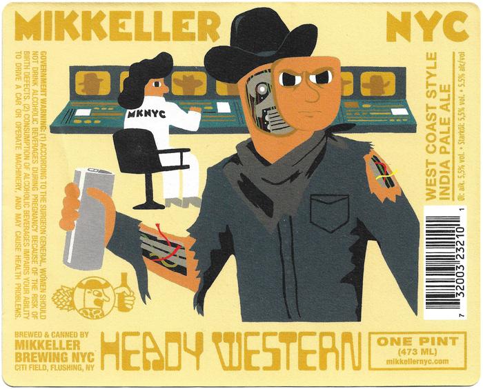 Heady Western, Mikkeller NYC 1