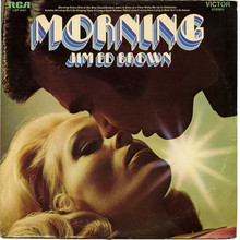 Jim Ed Brown – <cite>Morning</cite> album art