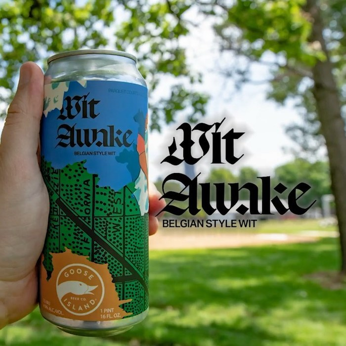 Wit Awake, Parquet Courts × Goose Island Beer Co. 2