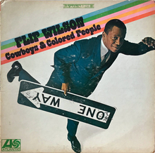 <cite>Cowboys &amp; Colored People</cite> – Flip Wilson