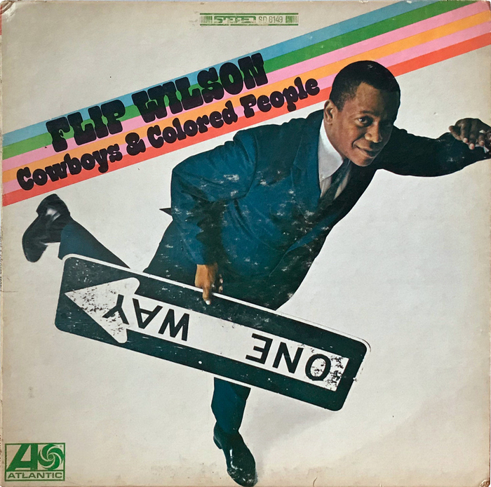 Cowboys & Colored People – Flip Wilson 1