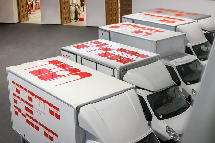 Prague Quadrennial: The Performance Space Exhibition 2