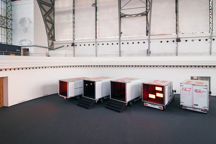 Prague Quadrennial: The Performance Space Exhibition 3