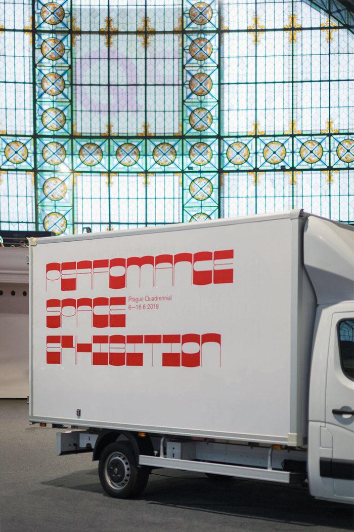 Prague Quadrennial: The Performance Space Exhibition 4