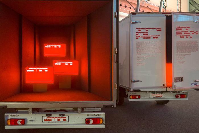 Prague Quadrennial: The Performance Space Exhibition 5