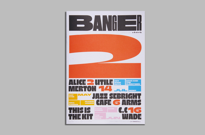 Banger magazine, Vol. 1 & 2 1
