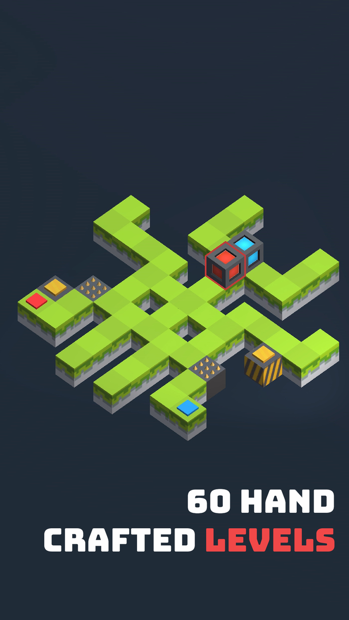 Coob : Journey of Two Cubes 1