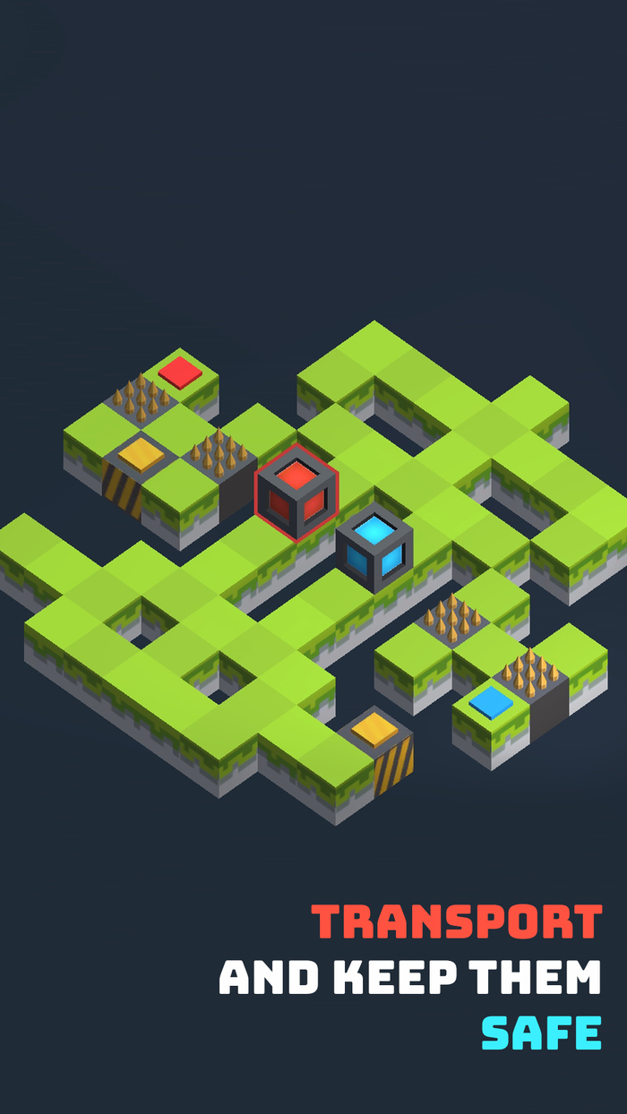 Coob : Journey of Two Cubes 2