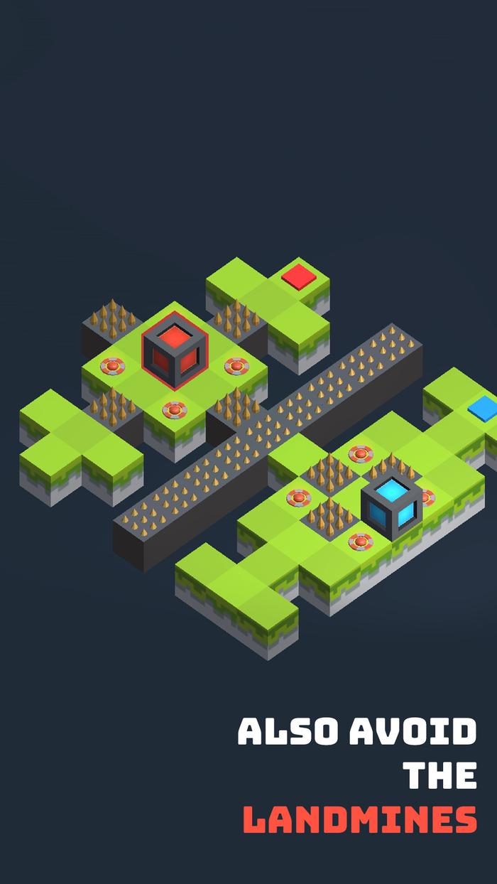 Coob : Journey of Two Cubes 3