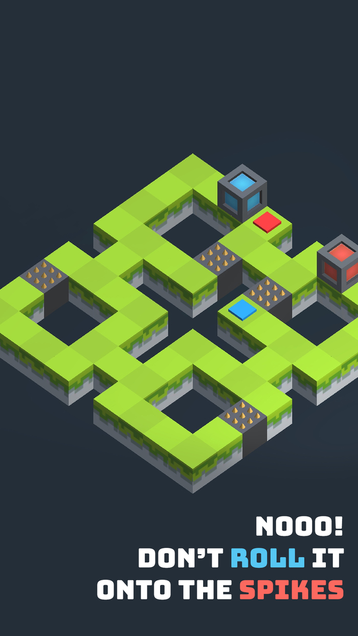Coob : Journey of Two Cubes 4