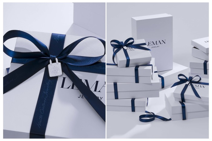 Leman Jewelry Vietnam rebranding 8