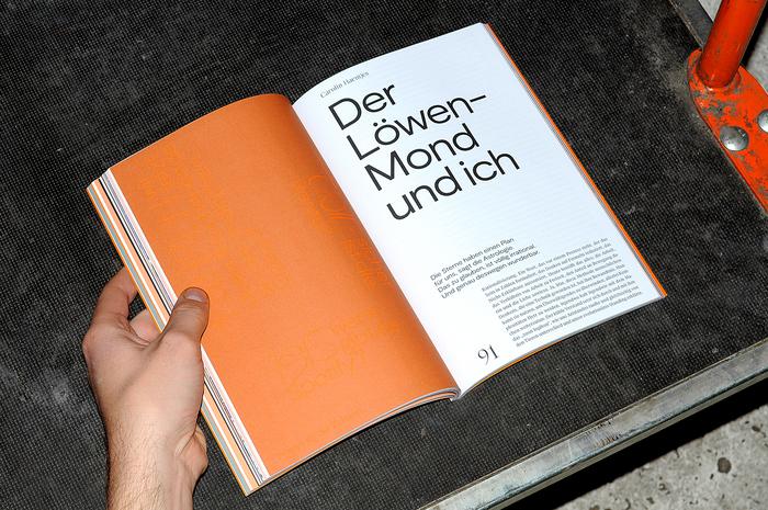 """Die Epilog, issue 8: """"Wird schon schief gehen — Große Pläne"""" 6"""