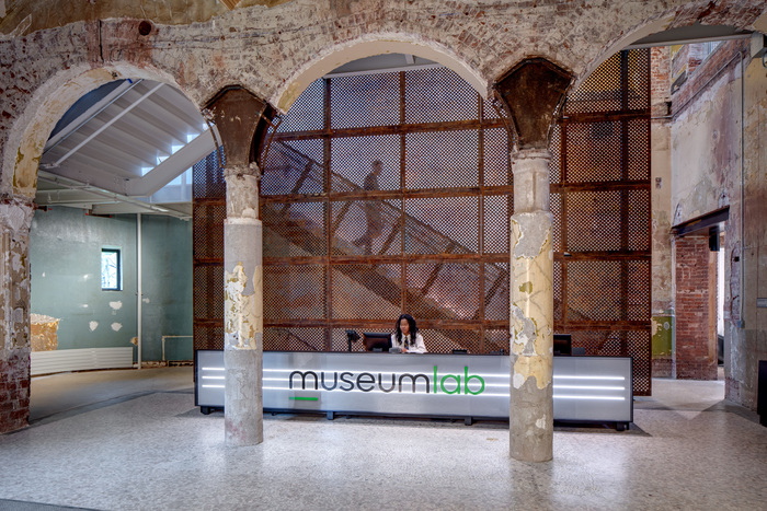 Children's Museum of Pittsburgh and MuseumLab 2