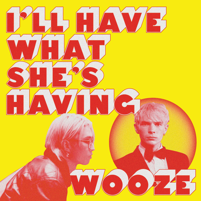 "Cover for the single ""I'll Have What She's Having""."