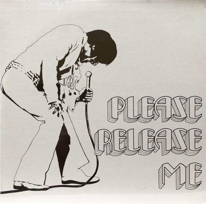 Elvis Presley – Please Release Me (1st Records) album art