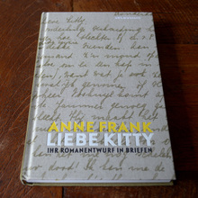 <cite>Liebe Kitty</cite> by Anne Frank