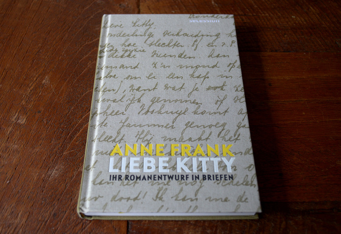 Liebe Kitty by Anne Frank 1