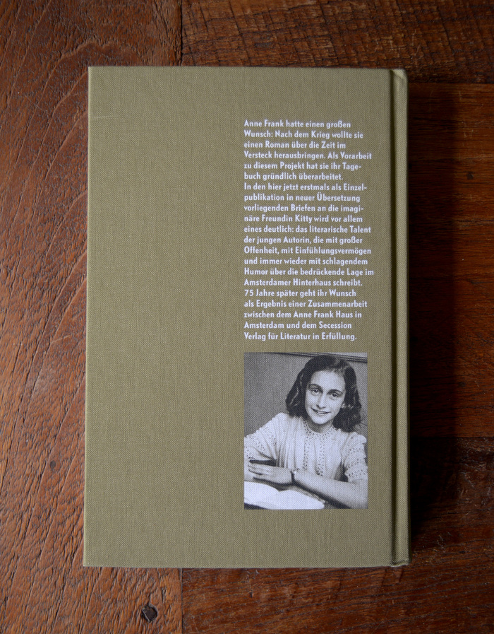Liebe Kitty by Anne Frank 2
