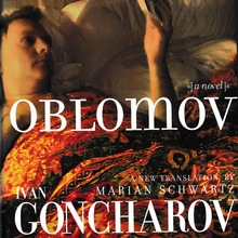 <cite>Oblomov</cite> by Ivan Goncharov (Seven Stories Press)