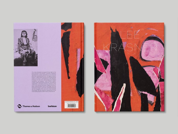 Lee Krasner: Living Colour 6