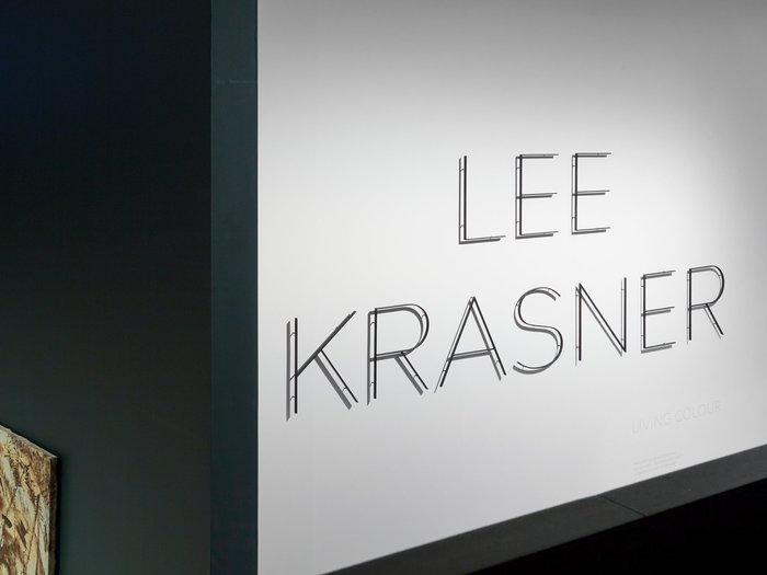 Lee Krasner: Living Colour 2