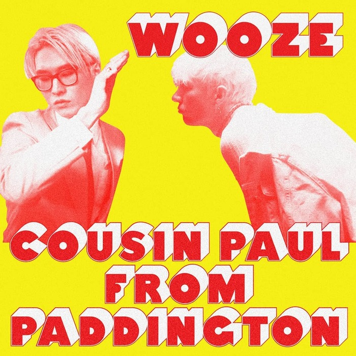 "Cover for the single ""Cousin Paul From Paddington""."