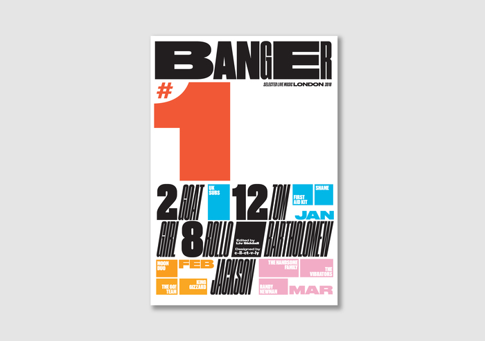 Banger magazine, Vol. 1 & 2 7