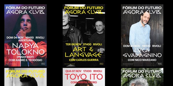 Fórum do Futuro: Ágora Club 6