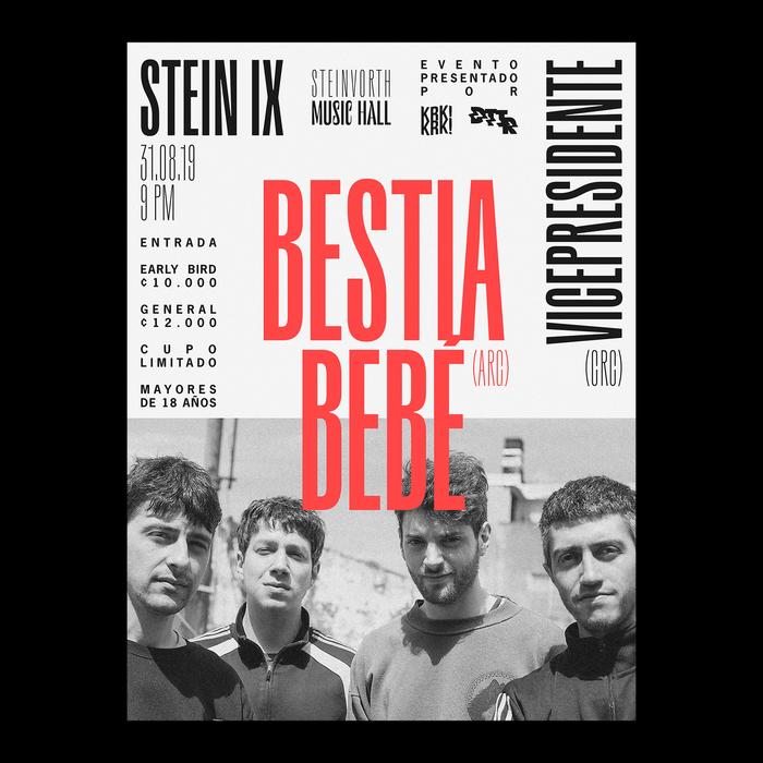 Stein X poster series 6