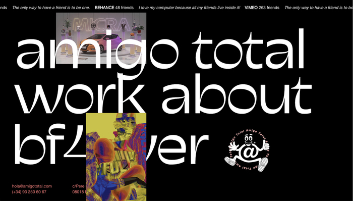 Amigo Total website 5