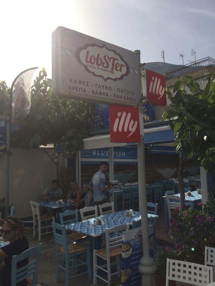 Lobster, Astakos