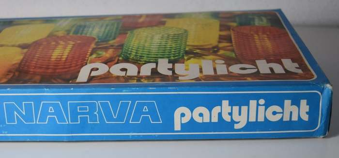 Narva Partylicht (1977 and 1987) 5