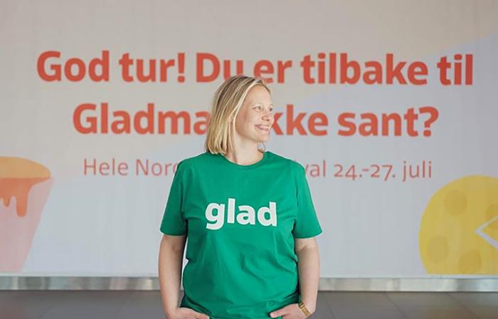 Gladmat food festival 1