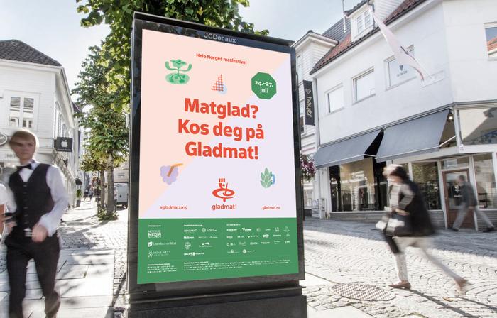 Gladmat food festival 2