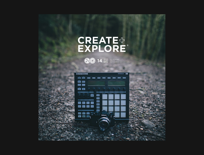 Create + Explore 3