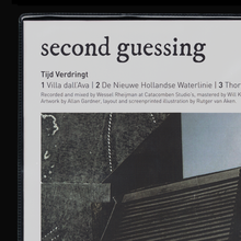 <cite>Tijd Verdringt – </cite>Second Guessing