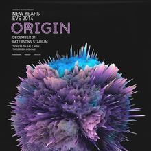 Origin music festival 2014