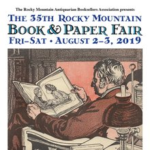 35th Rocky Mountain Book & Paper Fair