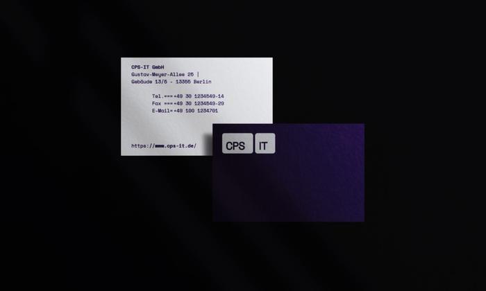CPS-IT brand identity 7