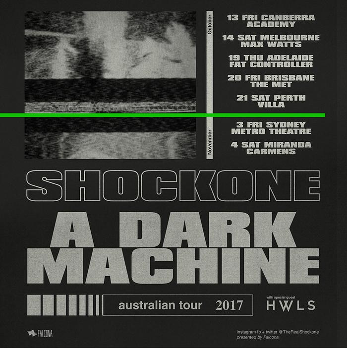 Shockone – A Dark Machine tour art 3
