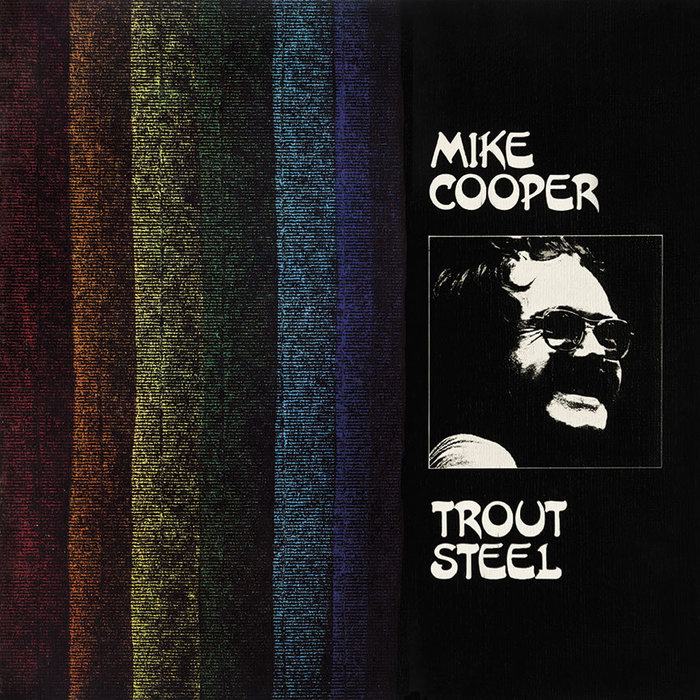 Mike Cooper – Trout Steel album art