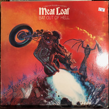 <cite>Bat Out of Hell</cite> – Meat Loaf