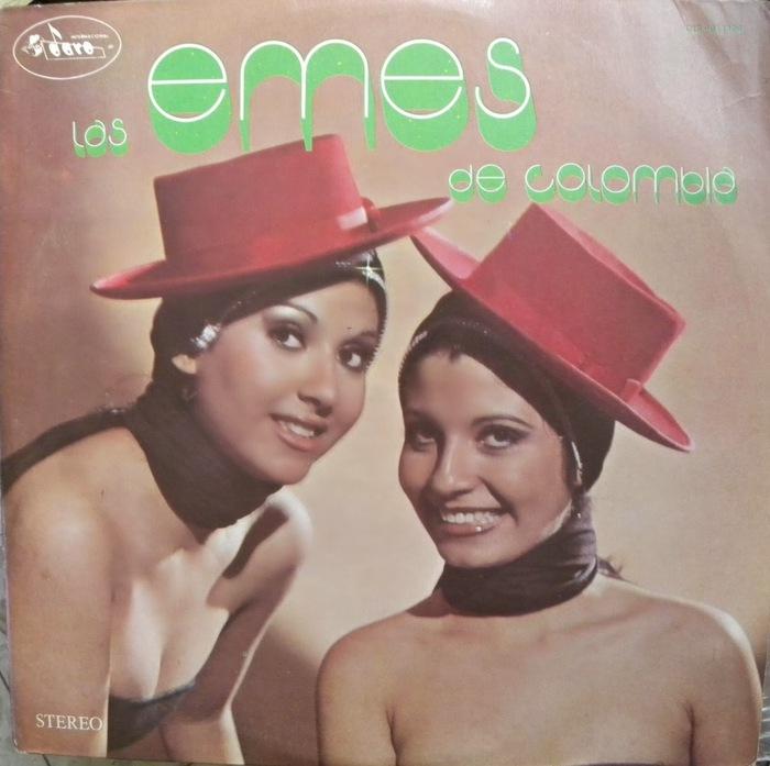 Las Emes – Las Emes De Colombia album art 1