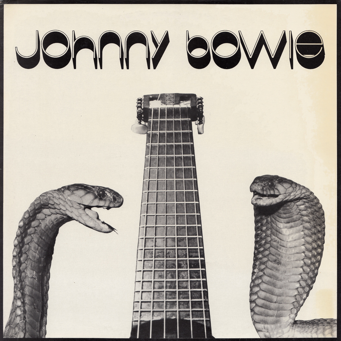 Johnny Bowie – Johnny Bowie album art