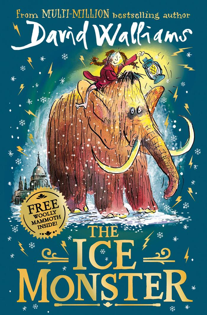 The Ice Monster by David Walliams (HarperCollins)