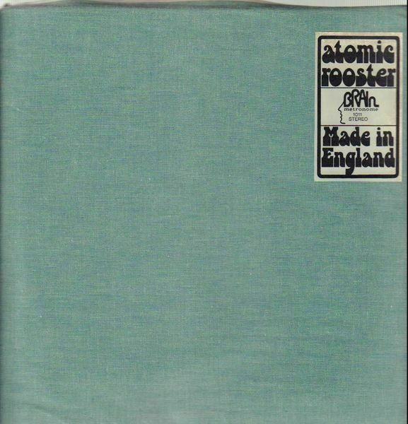 Atomic Rooster – Made In England album art 4