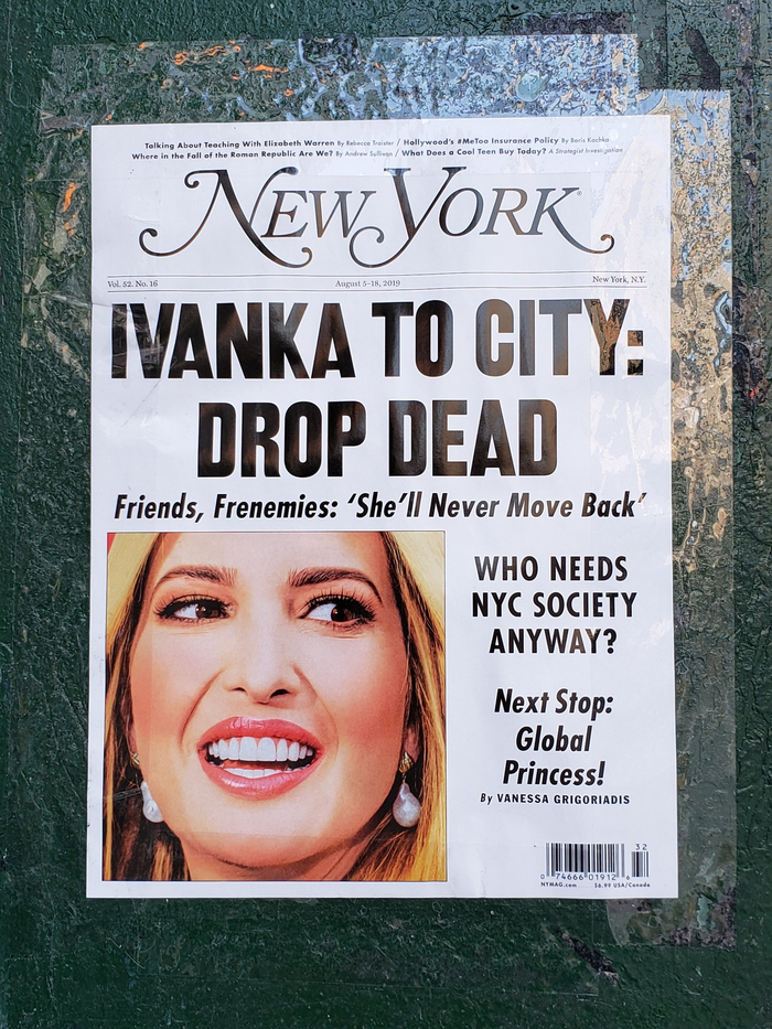 New York, Vol. 52, No. 16, Aug 5–18, 2019 1