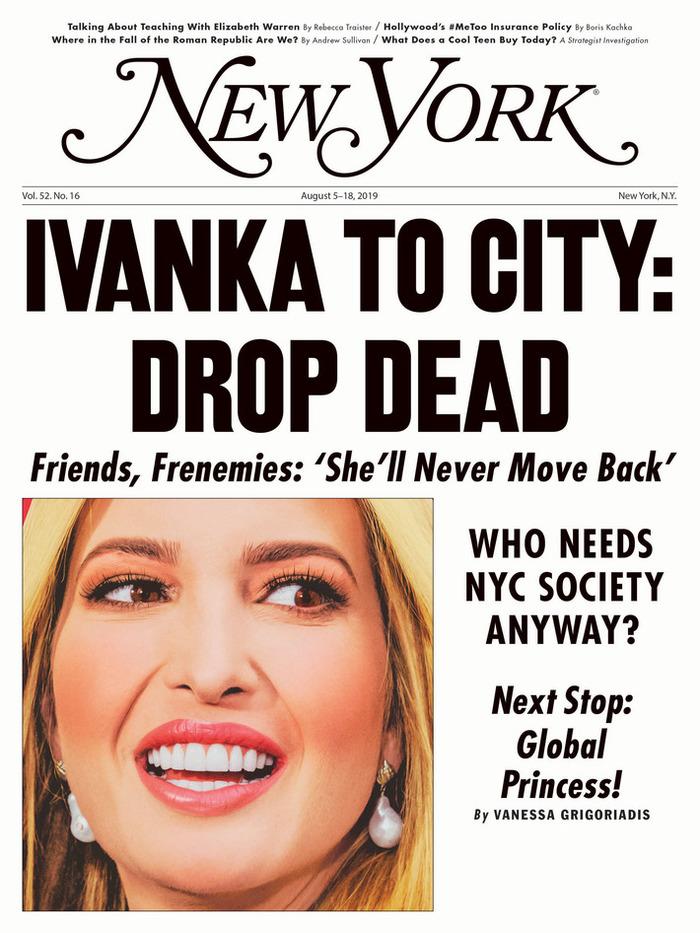 New York, Vol. 52, No. 16, Aug 5–18, 2019 2